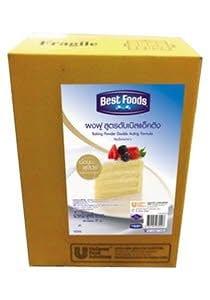 BEST FOODS Baking Powder Double Acting Formula 17 kg -