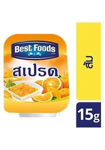 BEST FOODS Orange Spread 15 g -
