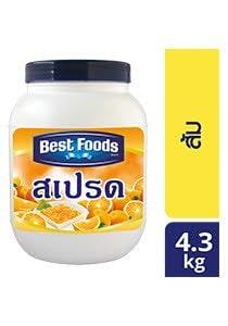 BEST FOODS Orange Spread FS 4.3 kg -