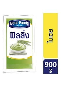 BEST FOODS Pandan Custard Flavoured Filling 900 g -