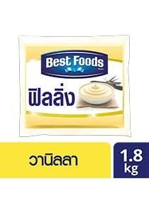 BEST FOODS Vanilla Flavoured Filling 1.8 kg -
