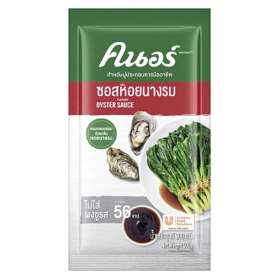 KNORR SELECTIONS Oyster Flavoured Sauce 900G -