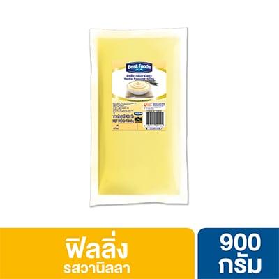 BEST FOODS Vanilla Flavoured Filling 900 g -