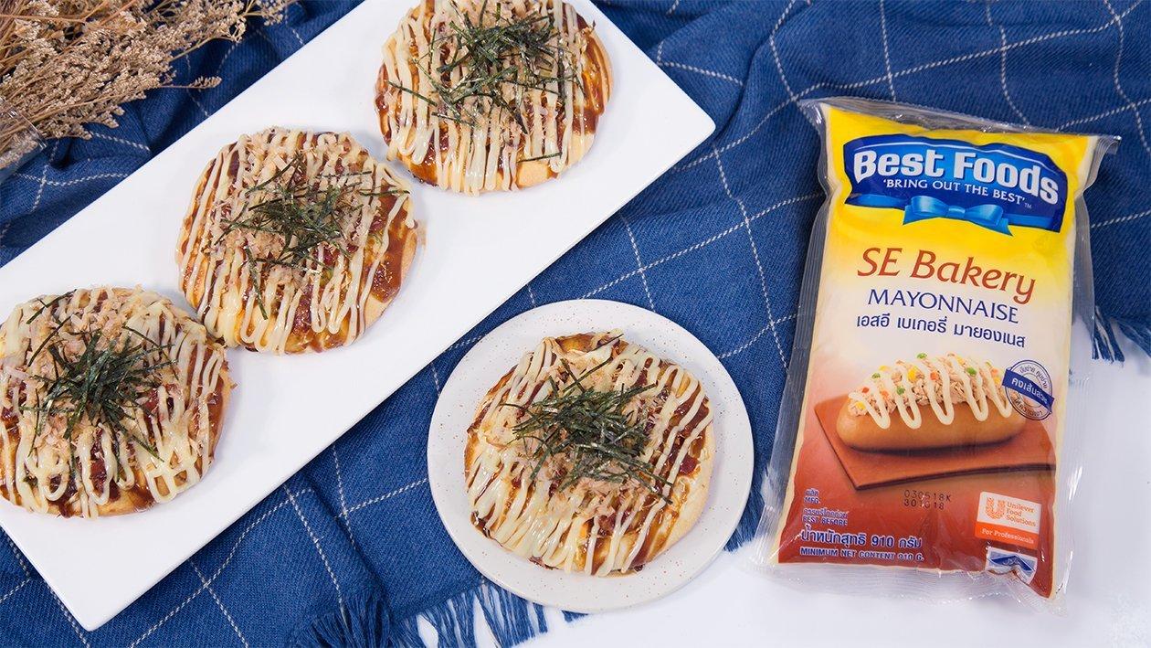 Okonomiyaki Bread