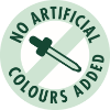 No Artificial Colours Added