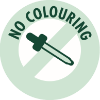 No Colouring Added